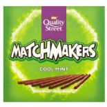 Quality Street Matchmakers Mint Chocolate Box 120g
